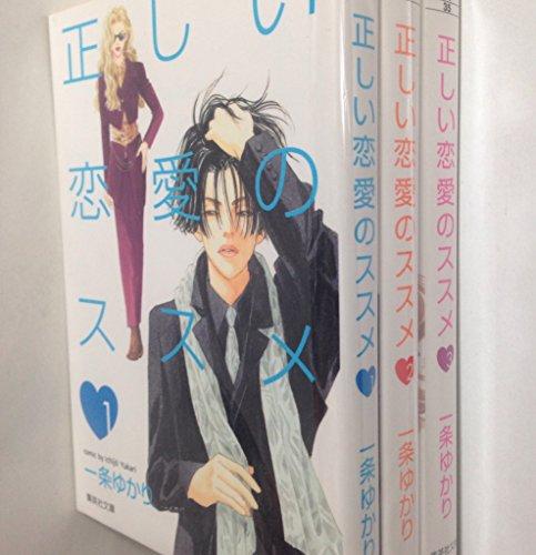 正しい恋愛のススメ 文庫版 コミックセット