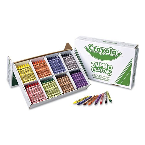The Assortment Of Crayons front-781675