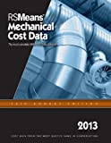 RS Means Mechanical Cost Data 2013 Book