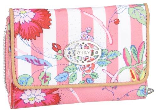 oilily-s-wallet-ocb1125-2904-damen-portemonnaies-rosa-rosa-white-14-x-25-x-10-cm-b-x-h-x-t