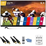 LG 65 Inch 4K Ultra HD Smart TV- 65UF8500 3D UHDTV with WEBOS 2.0