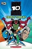 Ben 10 Alien Force Storybook: Triple Threat
