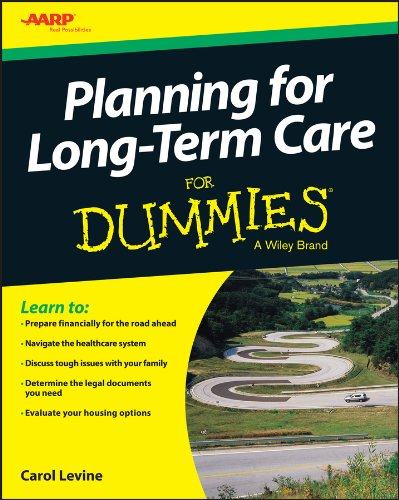 Gail Carson Levine - Planning For Long-Term Care For Dummies