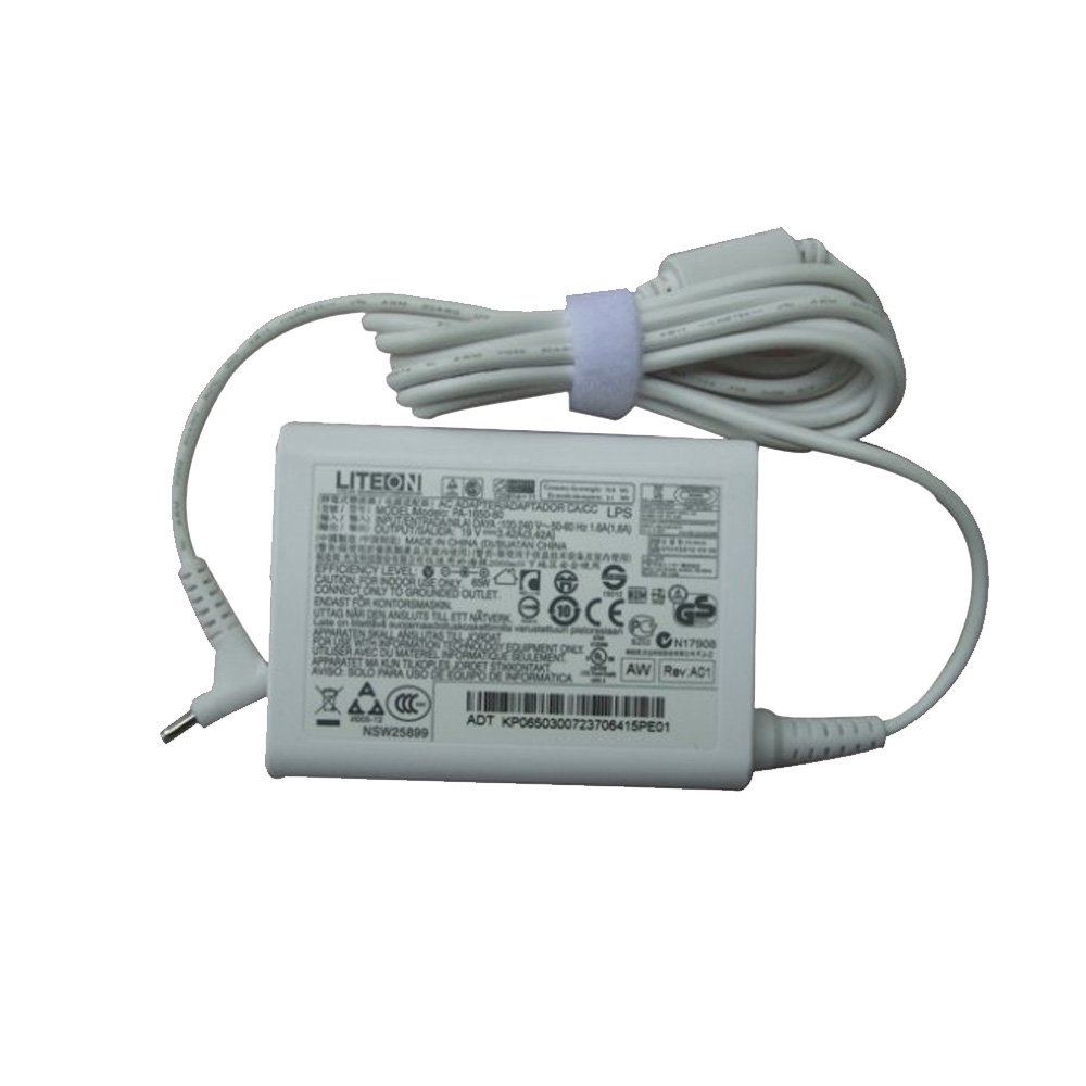 Laptop Charger AC Adapter For Liteon Acer Aspire S7 65W