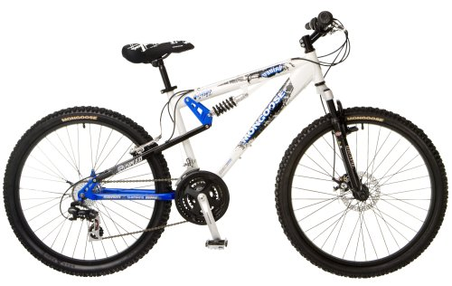 Mongoose Vanish Men's Dual-Suspension Mountain Bike (26-Inch Wheels)