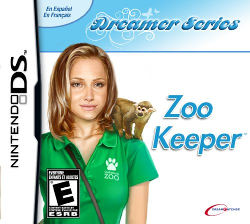 Dreamer: Zoo Keeper - Nintendo Ds front-313128