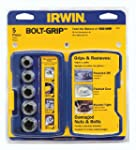 Irwin  Bolt Grip Remover 5PC Base set...