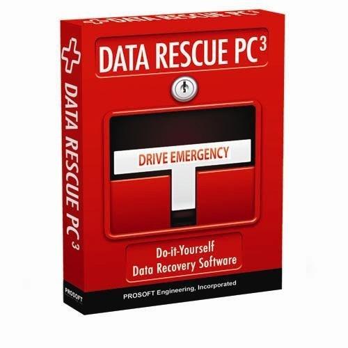 Data Rescue PC 3