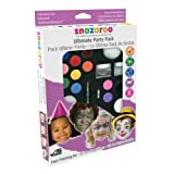 Snazaroo Face Paint Ultimate Party Packby Snazaroo