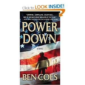 Ben Coes - Power Down Audiobook