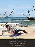 Robinson Crusoe (Tantor Unabridged Classics)