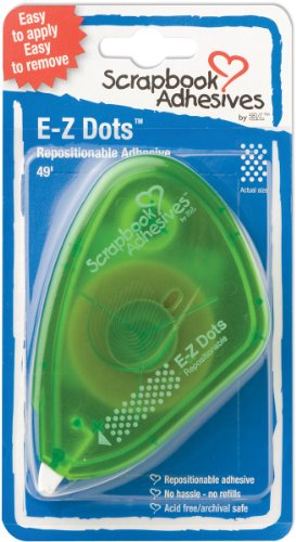 E-Z Dots Repositionable Adhesive 49 Feet