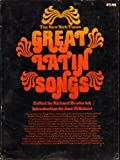 img - for The New York Times Great Latin Songs book / textbook / text book