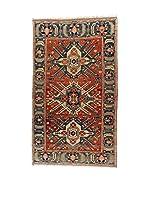 Eden Carpets Alfombra Elvan Rojo/Multicolor 317 x 186 cm
