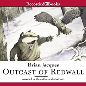 Outcast of Redwall Audiobook