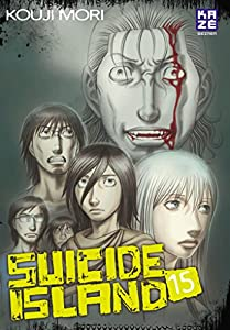 Suicide Island Edition simple Tome 15