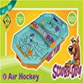 SCOOBY DOO AIR HOCKEY TABLE TOP GAME TOYS XMAS GIFT CHILDRENS KIDS FAMILY GAME