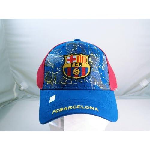 FC BARCELONA OFFICIAL TEAM LOGO CAP / HAT   FCB012