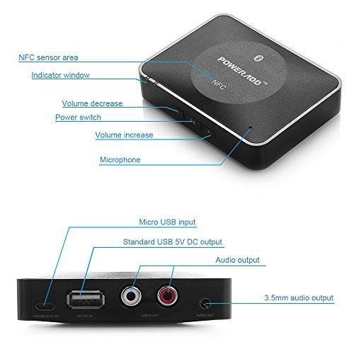 Poweradd™ NFC-Enabled Wireless
