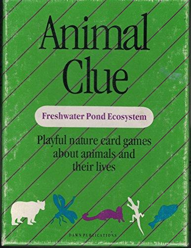 Animal Clue Freshwater Pond Ecosystem - 1