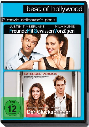 Best of Hollywood - 2 Movie Collector's Pack: Freunde m. gewissen Vorz. / Der Glücksbring. . [2 DVDs]