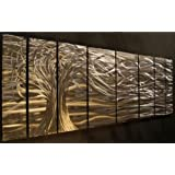 Contemporary metal wall art. Wall Sculptures by Ash Carl ~ ASH CARL