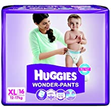 Huggies Wonder Pants Extra Large Size Diapers (16 Count)