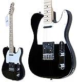 FENDER JAPAN TL-STD/M/BK エレキギター