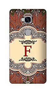 SWAG my CASE Printed Back Cover for Huawei Honor 5X