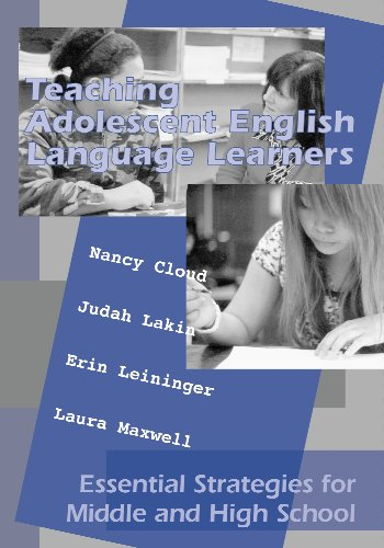 Teaching Adolescent English Language Learners: Essential...