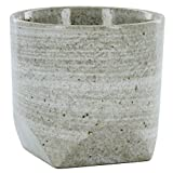 Faceted Rock Tea Cup