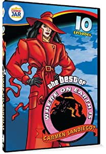 Best of Where on Earth Is Carmen Sandiego [Import]