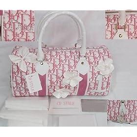 Christian Dior Pink Handbag