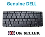 Genuine Original Dell Inspiron Mini 11z 1110 UK Layout Keyboard , Dell P/N: N6Y19 , Brand NEW , FREE DELIVERY