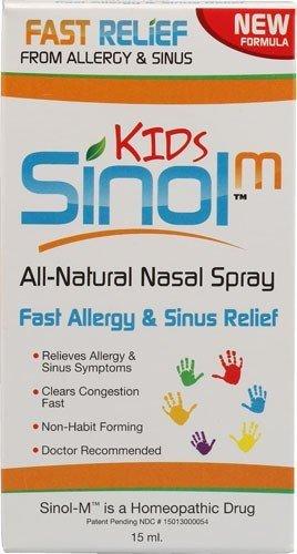 Sinol enfants - rapide Allergies et sinus de