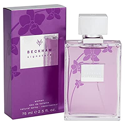Beckham Signature By Beckham For Women Edt Spray 2.5 Oz