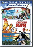 Flushed Away / Chicken Run / Wallace & Gromit [DVD] [Region 1] [US Import] [NTSC]