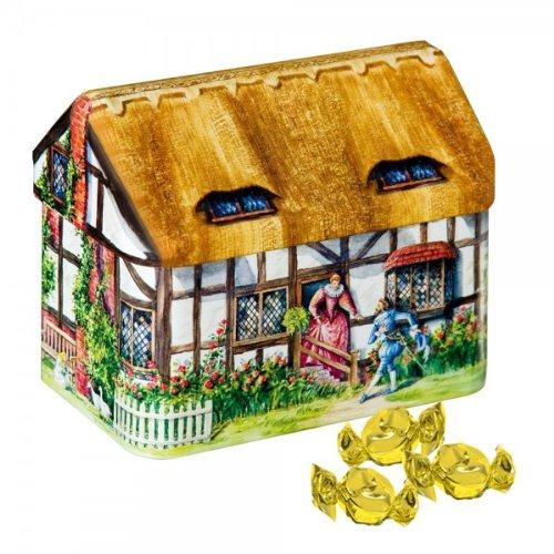 english-dairy-toffees-thatched-cottage-tirelire-metallique-en-forme-de-cottage-remplie-de-caramels-a
