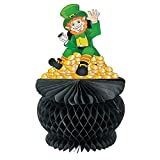 St. Patrick s Day Pot of Gold Tissue Paper Centerpiece - 1 Piece