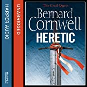 Heretic: The Grail Quest, Book 3 | Bernard Cornwell