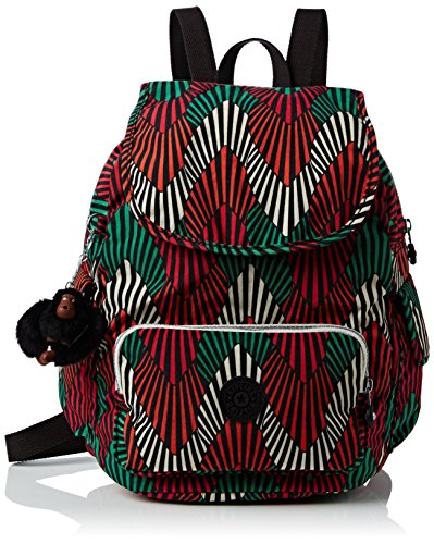 kipling-city-pack-s-mochila-tipo-casual-multicolor-tropic-palm-ct