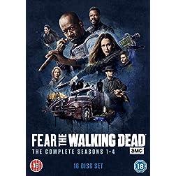 Fear The Walking Dead Season 1-4