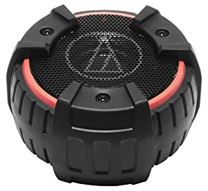 audio-technica コンパクトスピーカーミラー レッド AT-SPG51 RD