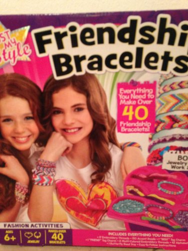 Friendship Bracelets - 1