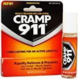 Cramp 911 Roll-On, Net Wt. 0.15 oz.(4.5 ml),  Box