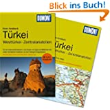 DuMont Reise-Handbuch Reiseführer Türkei, Westtürkei, Zentralanatolien