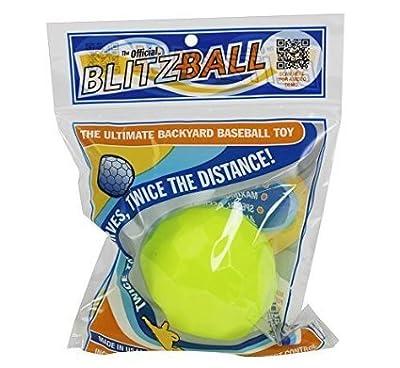 Blitzball Plastic Baseball from College Hill Games