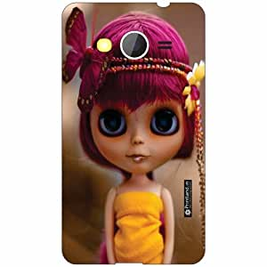 Samsung Galaxy Core 2 Back Cover - Silicon Gift Designer Cases