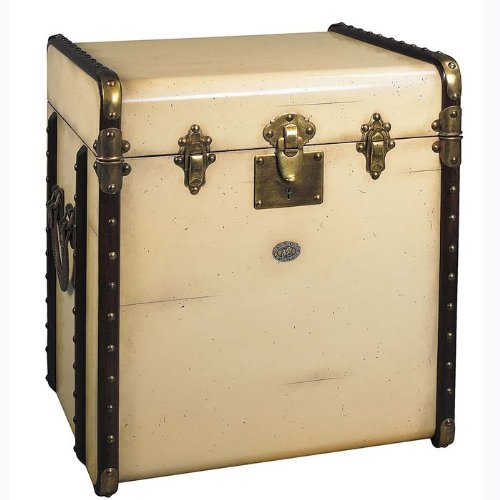 Image of Stateroom Trunk End Table (B007VAHNM0)