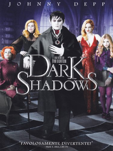 Dark shadows [IT Import]